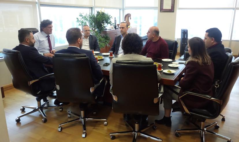 Cephe İskele Komisyon Toplantısı