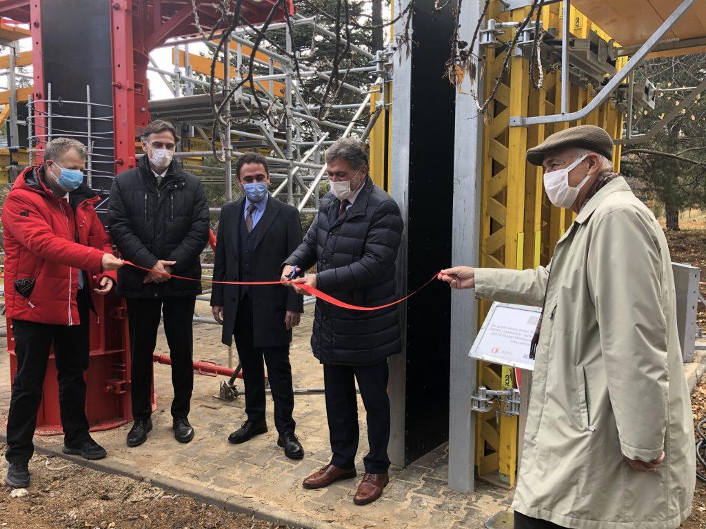 10 Aralık 2020 İKSD & ODTÜ Proje Açılış Töreni